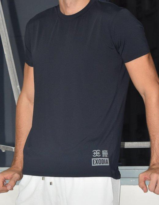 Camisa UV block preta