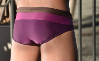 Sunga CLASSIC triband Purple Rain